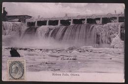 CPA Canada - Ottawa - Rideau Falls - 1907 - Ottawa