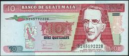 GUATEMALA - 10 Quetzales 25.08.2006 UNC P.111 A - Guatemala
