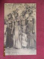 CPA - Afrique Occidentale - Femmes Malinkés (Fortier) - Ivoorkust