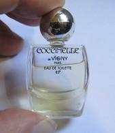 Miniature Parfum Coccinelle De Vigny - Unclassified