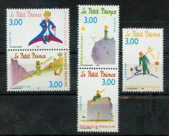 France 3175 3179 Du BF  20 Saint-Exupery Le Petit Prince Neuf ** TB MNH Faciale 2.3 - Ungebraucht
