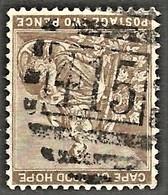 Cape Of Good Hope. BONC 415 = CARNARVON Postmark Cancel. - Südafrika (...-1961)