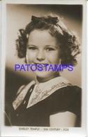 129840 ARTIST SHIRLEY TEMPLE ACTRESS CINEMA MOVIE IN 20th CENTURY PHOTO NO POSTAL POSTCARD - Artistes