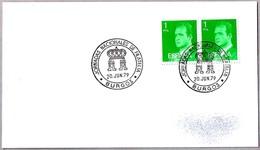 Matasellos JORNADAS NACIONAL DE FILATELIA. Burgos 1979 - 1931-Hoy: 2ª República - ... Juan Carlos I