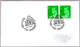 Matasellos EXFILNA-79. Burgos 1979 - 1931-Hoy: 2ª República - ... Juan Carlos I