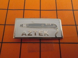 420 Pin's Pins / Belle Qualité & Rare / THEME MARQUES : AZTEK Sans Frites AEROGRAPHE PISTOLET A PEINTURE - Pins