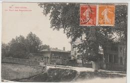 - Toulouse : Le Pont Des Demoiselles - Toulouse