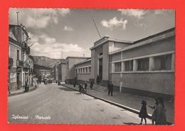 Iglesias Sardegna Cartolina Del Mercato 1952 - Iglesias