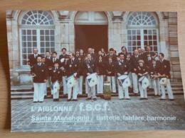 SAINTE MENEHOULD L'AIGLONNE  BATTERIE,FANFARE,HARMONIE DONET ROGER 6 AVENUE DE LA GARE   PHOTO - Sainte-Menehould