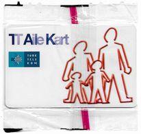 Turkey - TT (chip) - C-0219 - Family Cards - TT Aile Kart, 2007, NSB - Turkije