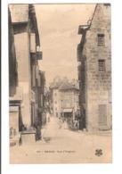 MENDE - Rue D'Angiran - Mende