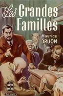 Les Grandes Familles De Maurice Druon (1954) - Books, Magazines, Comics