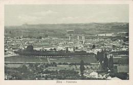 CARTOLINA  - ALBA - PANORAMA ( CUNEO) - Cuneo