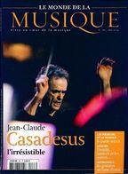 Le Monde De La Musique N°287 : Casadesus De Collectif (2004) - Ohne Zuordnung
