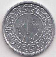 @Y@    Suriname  1 Cent  1982  (4617) - Surinam 1975 - ...