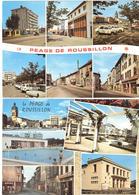 LOT DE 2 CPSM   LE PEAGE DE ROUSSILLON - Autres Communes