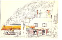 POSITANO - RISTORANTE LA CAMBUSA (SALERNO) - Q2326 - Salerno