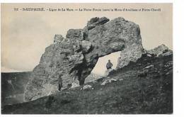 Ligne De La MURE - La Pierre-Percée (Entre La Motte-D'Aveillans Et Pierre-Chastel) - Sonstige Gemeinden