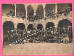 Brescia Università Santa Chiara Interno Foto Di Gruppo Anni '30 - Places