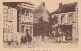 10 - Plancy - Place De La Halle - Autres Communes