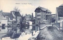 18 - GRACAY : Les Grands Moulins ( à Eau ) - CPA Village ( 1.455 Habitants ) - Cher ( Berry ) - Graçay