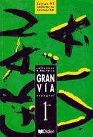 Espagnol 1ère LV2 1997 De Collectif (1998) - 12-18 Ans