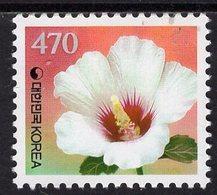 South Korea - 2019 - Hibiscus Flower - Mint Definitive Stamp - Corée Du Sud