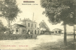 MARAINVILLER  (Meurthe Et Moselle) - La Gare - France
