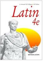 Latin 4e De A. Armand (1997) - 12-18 Ans