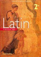 Latin Seconde De Collectif (2001) - 12-18 Ans