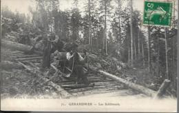 D88 - GERARDMER - LES SCHLITTEURS - Gerardmer