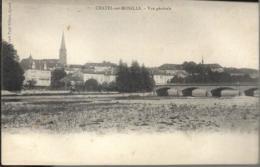 D88 - CHATEL SUR MOSELLE - VUE GENERALE - Pont - PRECURSEUR - Chatel Sur Moselle