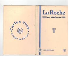 La Roche En Ardenne  10 CARTES - VUES  (seulement 3 Cartes!) - La-Roche-en-Ardenne