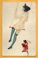 Illustrata - Lulù, Par Raphael Kirchner - Kirchner, Raphael