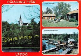1 AK Schweden * Ansichten Der Insel Väddö * - Svezia