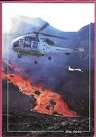 Ile De La Réunion Helilagon Altiport De L'Eperon Saint Paul Helicoptère - Saint Paul