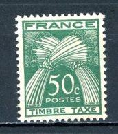 France   Y&T   TX  80   X    ---    Très Faible Charnière...   --  Impeccable... - 1859-1955 Nuevos