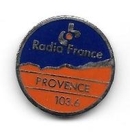 Jeton De Caddie  Région, Média, RADIO FRANCE  PROVENCE  103.6 - Trolley Token/Shopping Trolley Chip