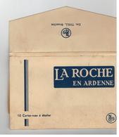 LA ROCHE EN ARDENNE 10 Cartes-vues à Déplier - La-Roche-en-Ardenne