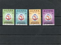 ETHIOPIA 2003 Pan African Postal Union.MNH. - Ethiopie
