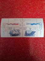 Timbre Russe 1996,+transport+bateau+avion - Unused Stamps