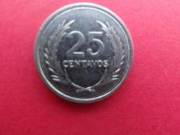 El  Salvador  25 Centavos 1994  Km 158b - Salvador