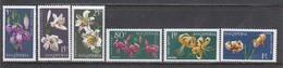 Albania 1970 - Flowers, Mi-Nr. 1405/10, MNH** - Albania