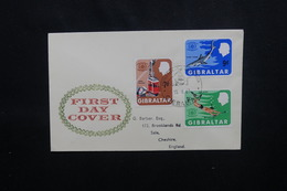 GIBRALTAR - Enveloppe FDC En 1967  - L 54030 - Gibraltar