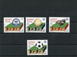 ETHIOPIA 2004 Fifa.MNH. - Ethiopie