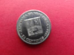 Venezuela  25 Centimos  1965   Y40 - Venezuela