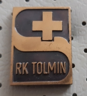 RED CROSS RK Tolmin Slovenia Pin - Pins