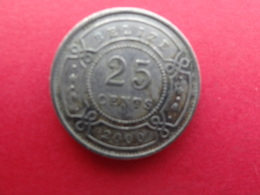 Belize  25 Cents  2000  Km 36 - Belize