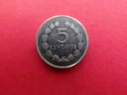 El Salvador  5 Centavos  1999  Km154 B - Salvador