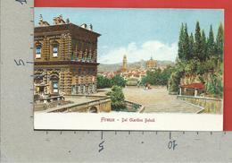 CARTOLINA NV ITALIA - FIRENZE Dal Giardino Boboli - Ed. Gabbato Venezia - 9 X 14 - Firenze